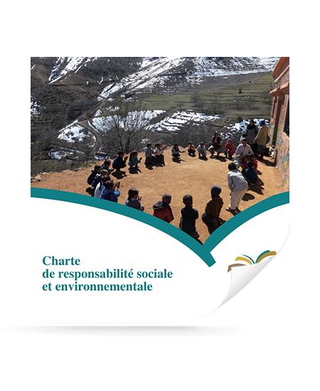 Charte RSE de la Fondation Zakoura