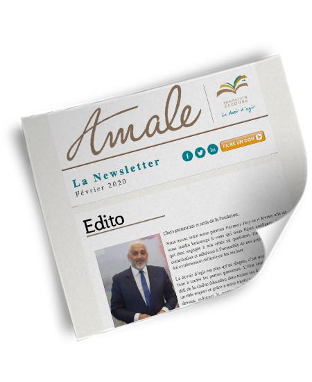 Newsletter Amale - Fév 2020