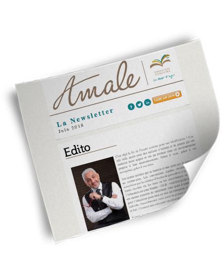 Newsletter Amale - Juin 2018