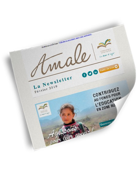 Newsletter Amale - Fév 2019