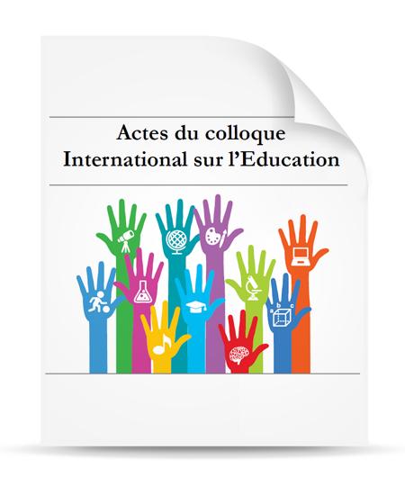Actes du Colloque International Le chemin de la réussite