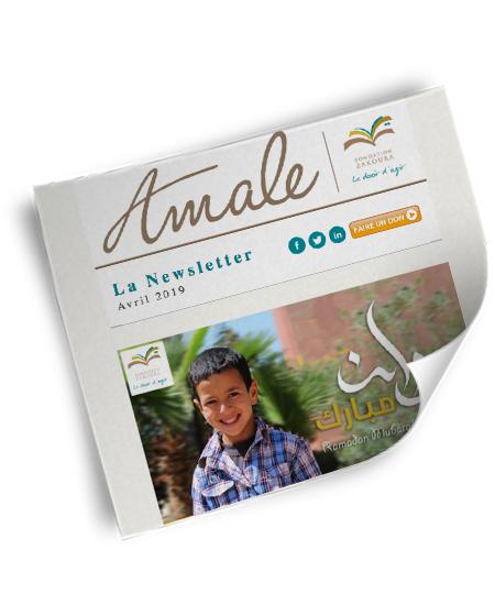 Newsletter Amale - Avril 2019