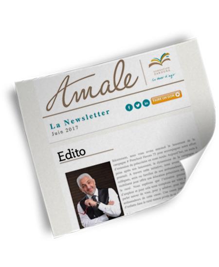 Newsletter Amale – Juin 2017