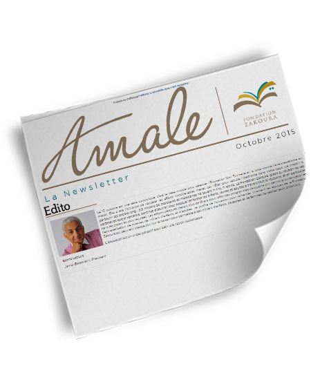 Newsletter Amale – Oct 2015