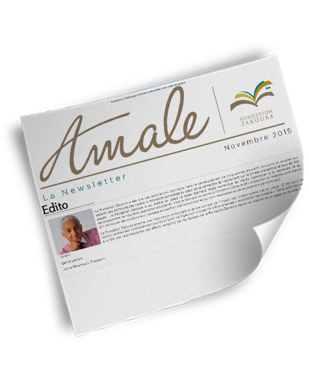 Newsletter Amale – Nov 2015
