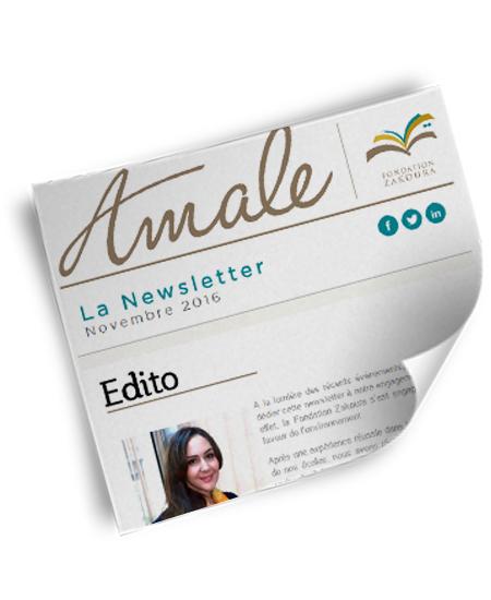 Newsletter Amale – Nov 2016
